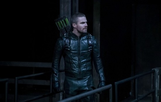 Arrow: 7×11 'Past Sins' Press Release, Episode Stills