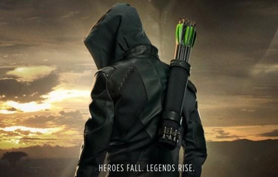 "<i>""Arrow""</i> Season 8: Poster & Promotional Videos"