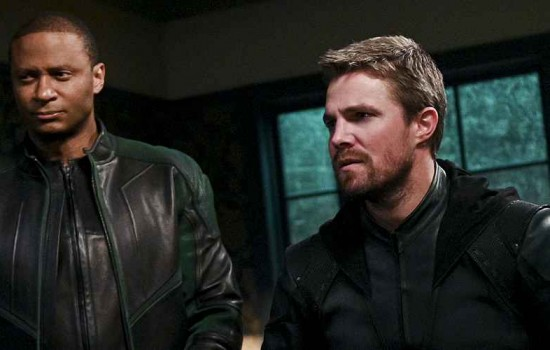 """Arrow: 8.02 """"Welcome to Hong Kong"""" Press Release + Promotional Photos"""