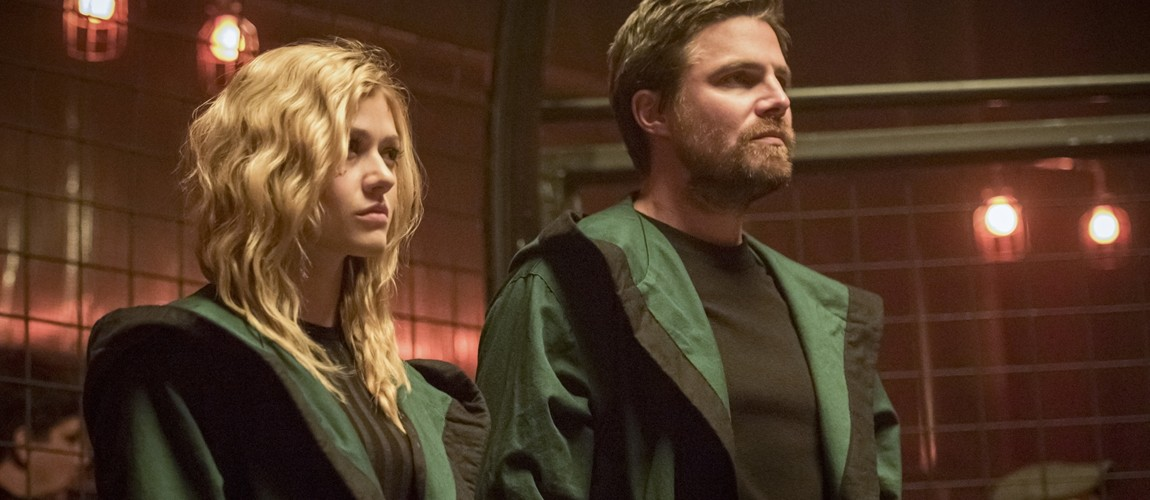 "Arrow: 8.05 ""Prochnost"" Press Release + Promotional Photos"